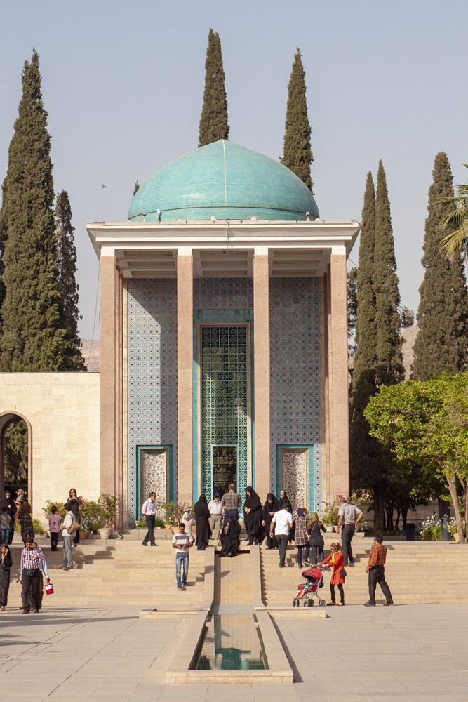 چهل حکایت از گلستان سعدی
